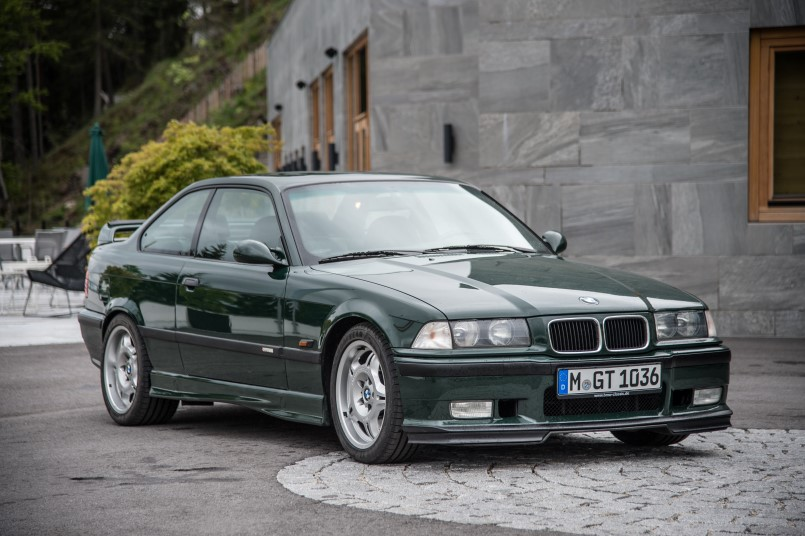 Bmw M3 E36 Coupe Convertible Sedan Gt Sequential Gearbox