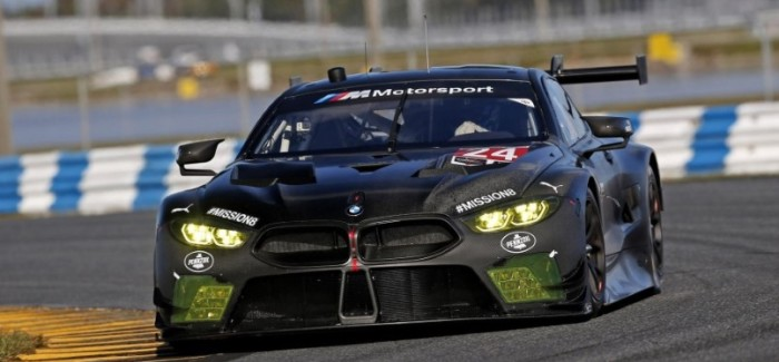 BMW M8 GTE Development – Video