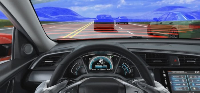 Honda Sensing Explained – Video