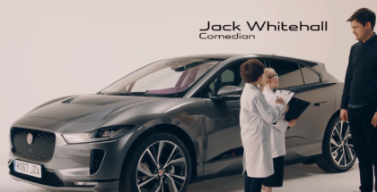Jaguar I-Pace Explained By Kids