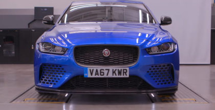 Jaguar XE SV Project 8 Explained
