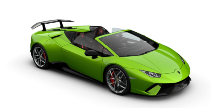Lamborghini Huracan Performante Spyder Colors1