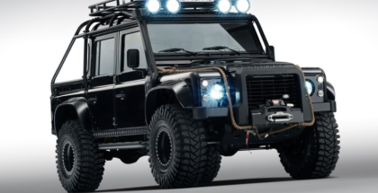 Land Rover Defender From James Bond Spectre1