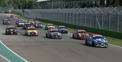 MINI Challenge 2018 At Imola