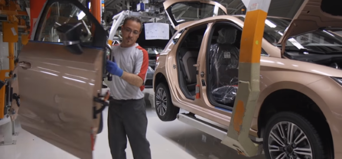 SEAT Martorell Factory – Video