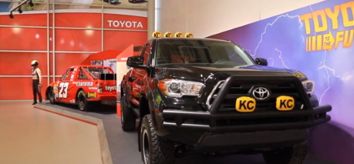 Toyota Motor Manufacturing Visitors Center – Video