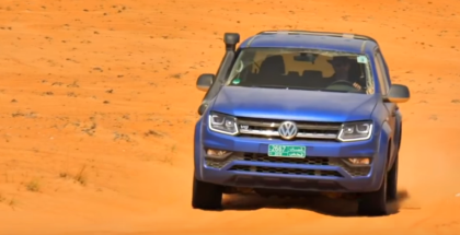 VW Amarok Truck Off-Road Adventure Tour 2018 - GermanDutch (1)