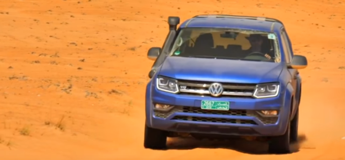 VW Amarok Truck Off-Road Adventure Tour 2018 – Video