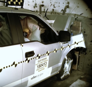 2018 Ford F150 Supercab Truck Crash Test (2)