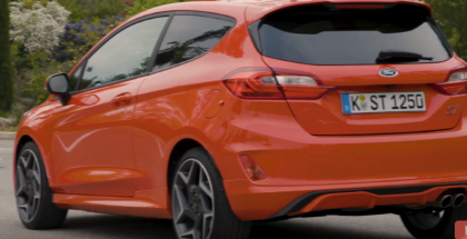 2018 Ford Fiesta ST & Active