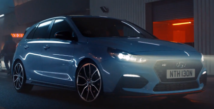 2018 Hyundai I30 N Commercial Trailer
