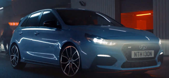 2018 Hyundai I30 N Commercial Trailer – Video