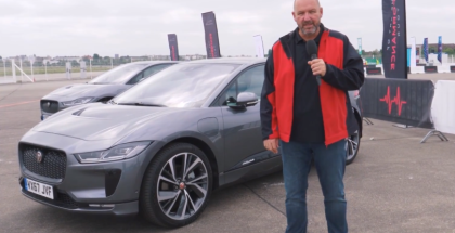2018 Jaguar I-Pace - German Preview