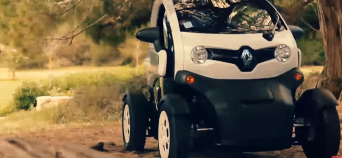 2018 Renault Twizy – Video