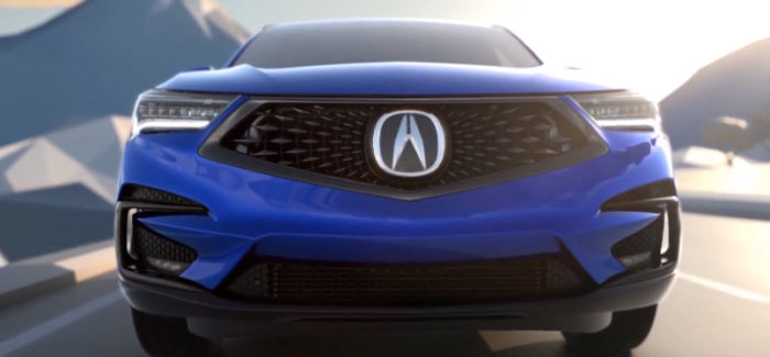 2019 Acura Rdx Super Handling All Wheel Drive Interior Technology