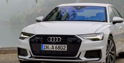 2019 Audi A6 Detailed Look