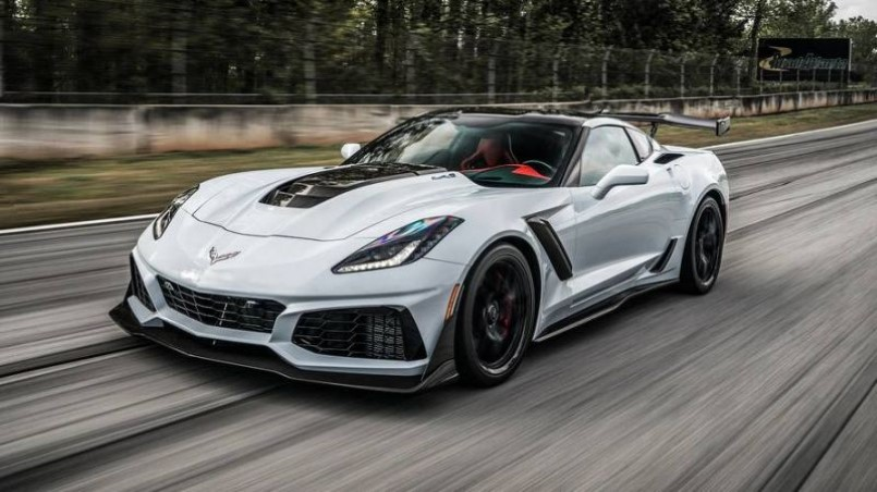 2019 Corvette Zr1 Road Atlanta Lap Video Dpccars