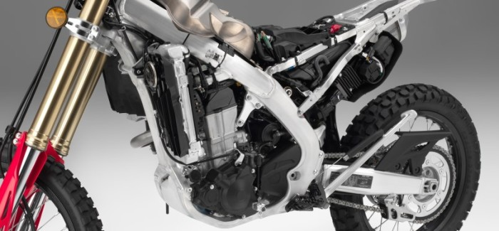 2019 Honda CRF Motorcycle Lineup – Video
