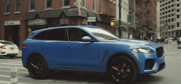 2019 Jaguar F Pace SVR, I Pace, & Range Rover SV Coupe In New York – Video