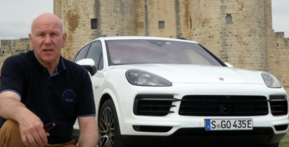 2019 Porsche Cayenne E-Hybrid - German Review