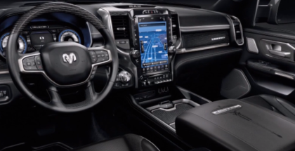 2019 Ram 1500 Luxury Interior Explained