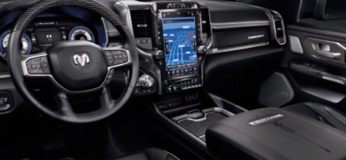 2019 Ram 1500 Luxury Interior Explained – Video