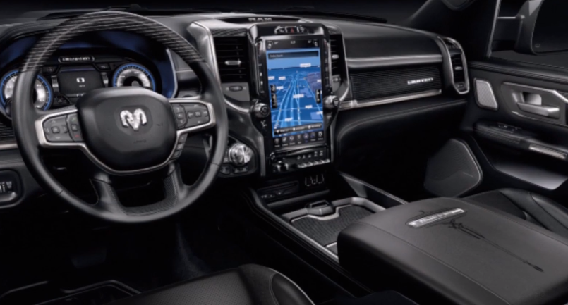 2019 Ram 1500 Luxury Interior Explained – Video | DPCcars