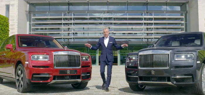 2019 Rolls Royce Cullinan SUV – Video – Update