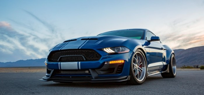2019 Shelby Super Snake Ford Mustang Widebody – Video