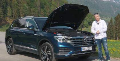 2019 VW Touareg TDI Review - German (1)