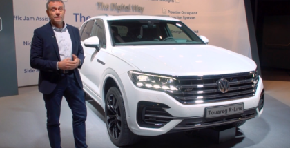 2019 Volkswagen Touareg Review - German