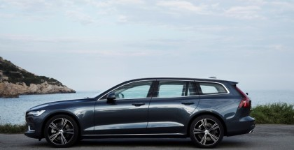 2019 Volvo V60 T6 & D4 Inscription