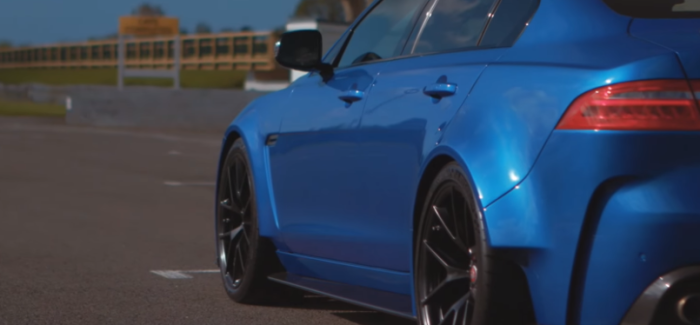600PS Jaguar XE SV Project 8 Explained