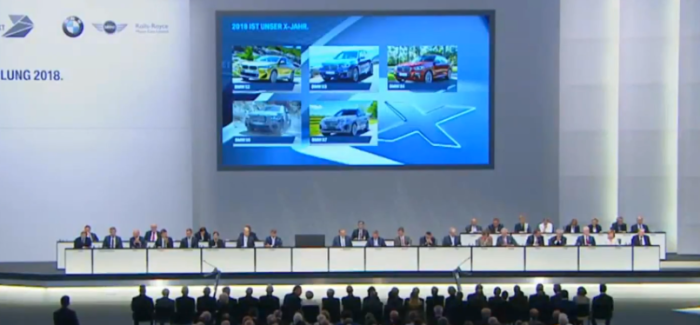 BMW 2019 Lineup Announced At Annual Meeting – Video