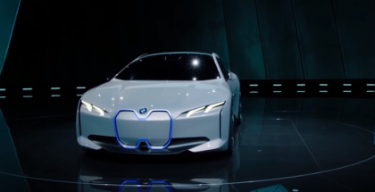 BMW Electric Cars Production Structures