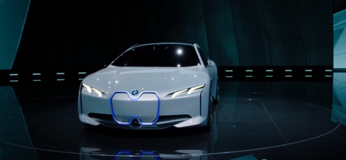 BMW Electric Cars Production Structures – Video