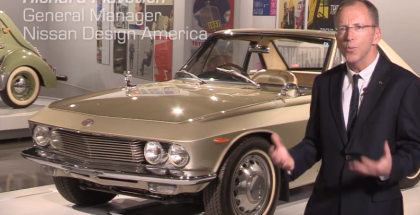 Classic Nissan Cars At Petersen Automotive Museum