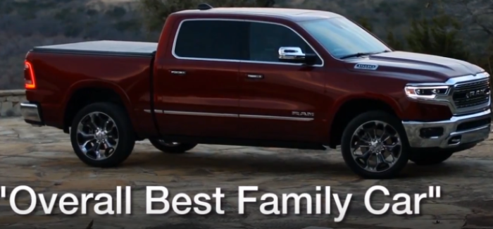FCA Ram Chrysler Awards and Cars + Coffee – Video