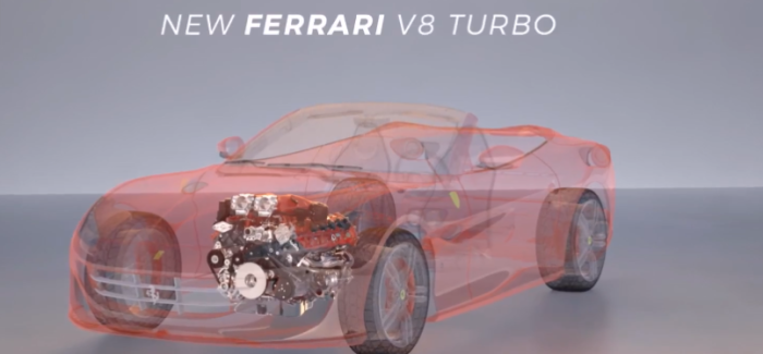 Ferrari Portofino Performance, Design, Versatility, & Comfort – Video