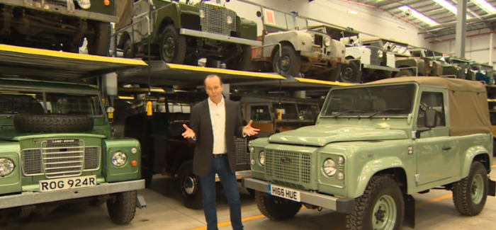 Land Rover Generations History Explained