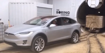 Tesla Model X Towing Ability (1)