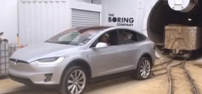 Tesla Model X Towing Ability – Video