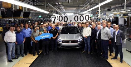 VW 700,000th Passat Build & It Is A Limited Edition GT