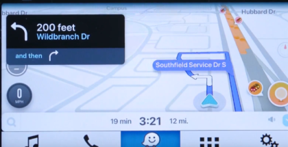 Waze App on Ford Sync 3 - How To