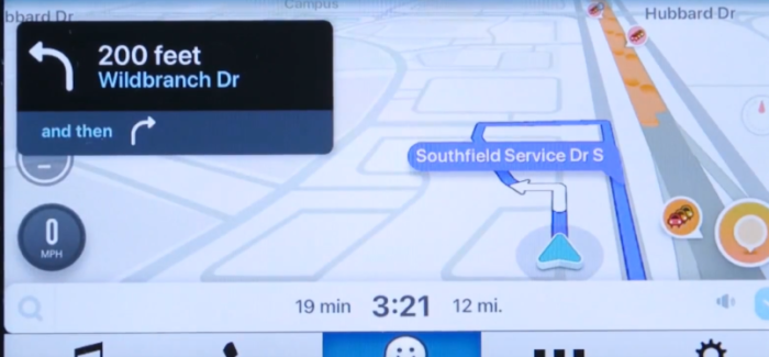 Waze App on Ford Sync 3 – How To – Video