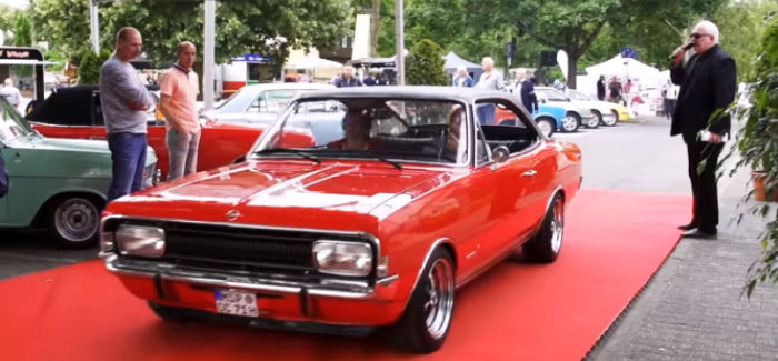 18th Classic Meeting at the Opelvillen – Video