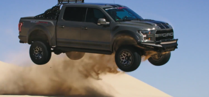 2018 Ford Shelby Raptor Truck – Video
