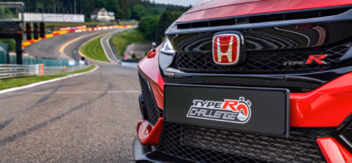 2018 Honda Civic Type R Spa Francorchamps Lap Record – Video