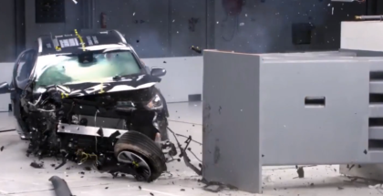2018 Kia Niro Crash Test & Rating