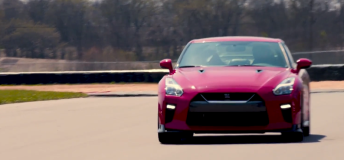 2018 Nissan GT-R Track Edition – Video